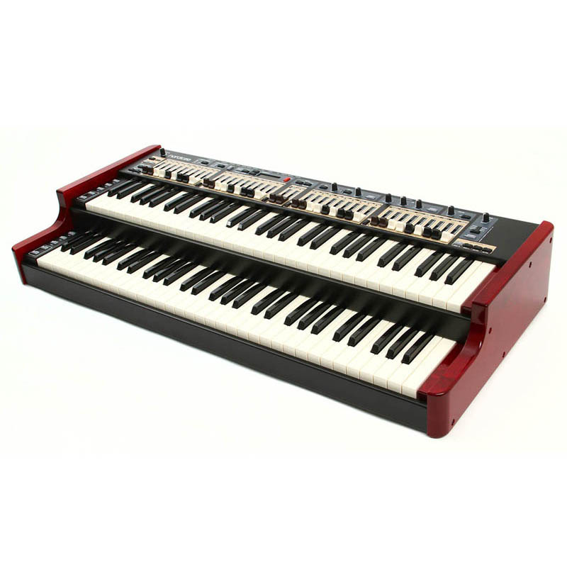 Nord C2D Combo Organ Red - красный